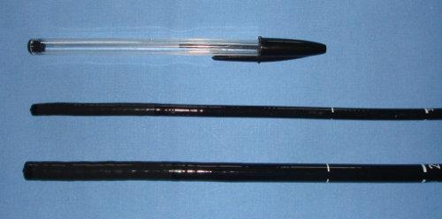 Nasale standard e penna